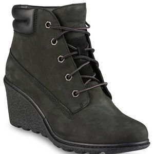 The Timberland Amston wedge boots